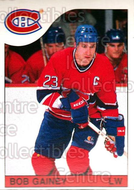 1985-86 O-Pee-Chee #169 Bob Gainey<br/>2 In Stock - $2.00 each - <a href=https://centericecollectibles.foxycart.com/cart?name=1985-86%20O-Pee-Chee%20%23169%20Bob%20Gainey...&quantity_max=2&price=$2.00&code=468778 class=foxycart> Buy it now! </a>