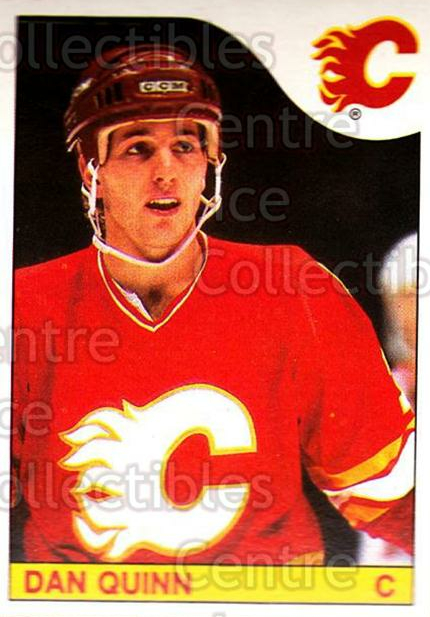 1985-86 O-Pee-Chee #176 Dan Quinn<br/>3 In Stock - $1.00 each - <a href=https://centericecollectibles.foxycart.com/cart?name=1985-86%20O-Pee-Chee%20%23176%20Dan%20Quinn...&quantity_max=3&price=$1.00&code=468785 class=foxycart> Buy it now! </a>