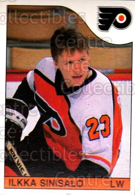 1985-86 O-Pee-Chee #188 Ilkka Sinisalo<br/>3 In Stock - $1.00 each - <a href=https://centericecollectibles.foxycart.com/cart?name=1985-86%20O-Pee-Chee%20%23188%20Ilkka%20Sinisalo...&quantity_max=3&price=$1.00&code=468797 class=foxycart> Buy it now! </a>
