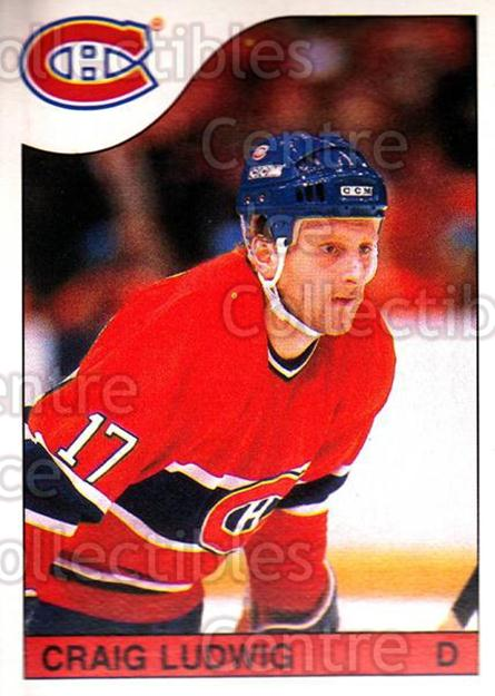 1985-86 O-Pee-Chee #192 Craig Ludwig<br/>1 In Stock - $1.00 each - <a href=https://centericecollectibles.foxycart.com/cart?name=1985-86%20O-Pee-Chee%20%23192%20Craig%20Ludwig...&quantity_max=1&price=$1.00&code=468801 class=foxycart> Buy it now! </a>