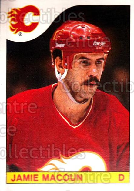 1985-86 O-Pee-Chee #201 Jamie Macoun<br/>3 In Stock - $1.00 each - <a href=https://centericecollectibles.foxycart.com/cart?name=1985-86%20O-Pee-Chee%20%23201%20Jamie%20Macoun...&quantity_max=3&price=$1.00&code=468810 class=foxycart> Buy it now! </a>