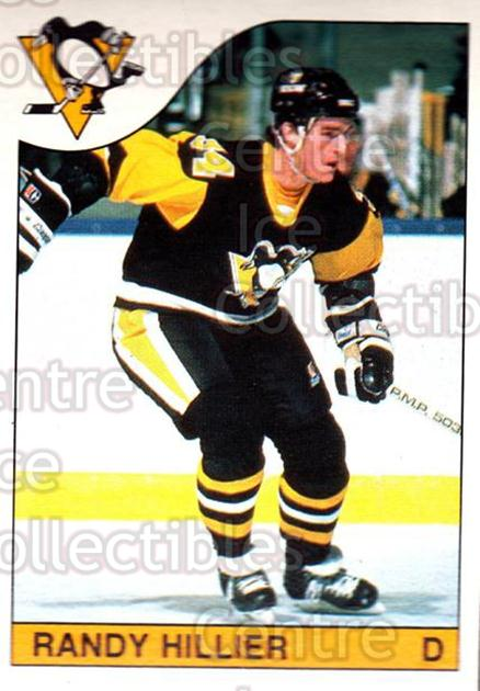 1985-86 O-Pee-Chee #212 Randy Hillier<br/>3 In Stock - $1.00 each - <a href=https://centericecollectibles.foxycart.com/cart?name=1985-86%20O-Pee-Chee%20%23212%20Randy%20Hillier...&quantity_max=3&price=$1.00&code=468821 class=foxycart> Buy it now! </a>
