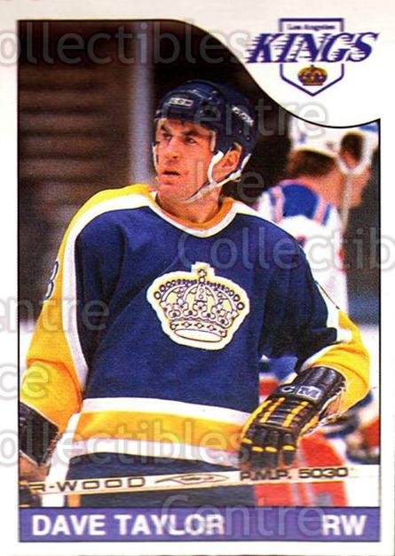 1985-86 O-Pee-Chee #214 Dave Taylor<br/>3 In Stock - $1.00 each - <a href=https://centericecollectibles.foxycart.com/cart?name=1985-86%20O-Pee-Chee%20%23214%20Dave%20Taylor...&quantity_max=3&price=$1.00&code=468823 class=foxycart> Buy it now! </a>