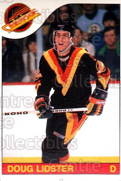 1985-86 O-Pee-Chee #241 Doug Lidster<br/>2 In Stock - $1.00 each - <a href=https://centericecollectibles.foxycart.com/cart?name=1985-86%20O-Pee-Chee%20%23241%20Doug%20Lidster...&quantity_max=2&price=$1.00&code=468850 class=foxycart> Buy it now! </a>
