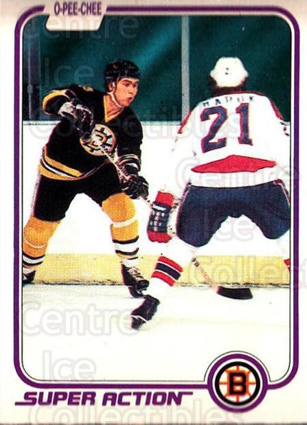 1981-82 O-Pee-Chee #17 Ray Bourque<br/>2 In Stock - $5.00 each - <a href=https://centericecollectibles.foxycart.com/cart?name=1981-82%20O-Pee-Chee%20%2317%20Ray%20Bourque...&quantity_max=2&price=$5.00&code=468890 class=foxycart> Buy it now! </a>