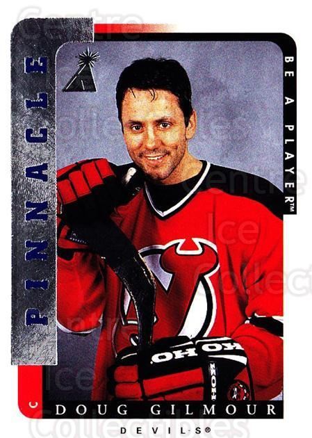 1996-97 Be A Player #22 Doug Gilmour<br/>2 In Stock - $1.00 each - <a href=https://centericecollectibles.foxycart.com/cart?name=1996-97%20Be%20A%20Player%20%2322%20Doug%20Gilmour...&quantity_max=2&price=$1.00&code=46917 class=foxycart> Buy it now! </a>