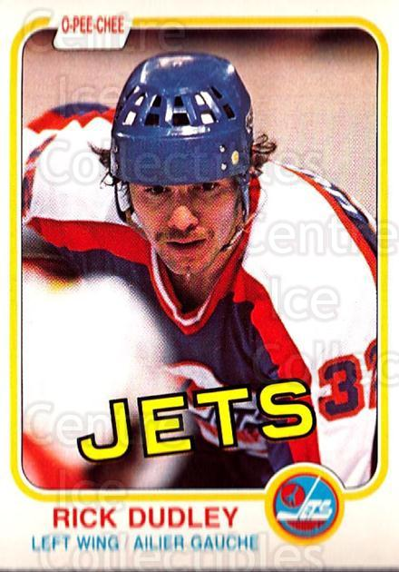 1981-82 O-Pee-Chee #362 Rick Dudley<br/>3 In Stock - $1.00 each - <a href=https://centericecollectibles.foxycart.com/cart?name=1981-82%20O-Pee-Chee%20%23362%20Rick%20Dudley...&price=$1.00&code=469235 class=foxycart> Buy it now! </a>