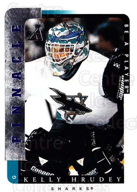 1996-97 Be A Player #45 Kelly Hrudey<br/>5 In Stock - $1.00 each - <a href=https://centericecollectibles.foxycart.com/cart?name=1996-97%20Be%20A%20Player%20%2345%20Kelly%20Hrudey...&quantity_max=5&price=$1.00&code=46943 class=foxycart> Buy it now! </a>
