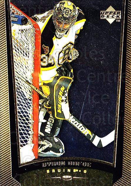 1998-99 Upper Deck Gold Reserve #221 Byron Dafoe<br/>2 In Stock - $1.00 each - <a href=https://centericecollectibles.foxycart.com/cart?name=1998-99%20Upper%20Deck%20Gold%20Reserve%20%23221%20Byron%20Dafoe...&quantity_max=2&price=$1.00&code=469787 class=foxycart> Buy it now! </a>