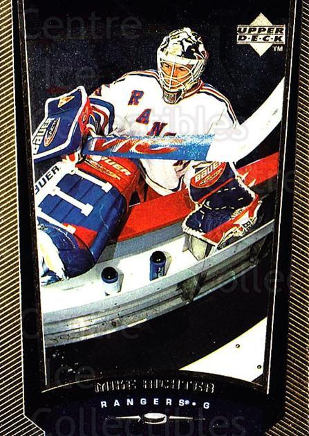 1998-99 Upper Deck Gold Reserve #324 Mike Richter<br/>2 In Stock - $1.00 each - <a href=https://centericecollectibles.foxycart.com/cart?name=1998-99%20Upper%20Deck%20Gold%20Reserve%20%23324%20Mike%20Richter...&quantity_max=2&price=$1.00&code=469795 class=foxycart> Buy it now! </a>