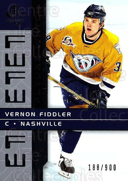 2002-03 SP Authentic #176 Vernon Fiddler<br/>2 In Stock - $5.00 each - <a href=https://centericecollectibles.foxycart.com/cart?name=2002-03%20SP%20Authentic%20%23176%20Vernon%20Fiddler...&quantity_max=2&price=$5.00&code=469853 class=foxycart> Buy it now! </a>