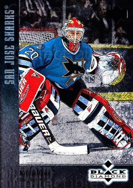 1996-97 Black Diamond #34 Ed Belfour<br/>6 In Stock - $1.00 each - <a href=https://centericecollectibles.foxycart.com/cart?name=1996-97%20Black%20Diamond%20%2334%20Ed%20Belfour...&quantity_max=6&price=$1.00&code=47052 class=foxycart> Buy it now! </a>