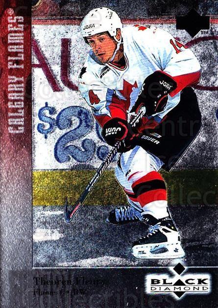 1996-97 Black Diamond #70 Theo Fleury<br/>6 In Stock - $1.00 each - <a href=https://centericecollectibles.foxycart.com/cart?name=1996-97%20Black%20Diamond%20%2370%20Theo%20Fleury...&quantity_max=6&price=$1.00&code=47091 class=foxycart> Buy it now! </a>