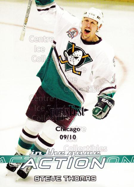 2003-04 ITG Action SportsFest #93 Steve Thomas<br/>1 In Stock - $5.00 each - <a href=https://centericecollectibles.foxycart.com/cart?name=2003-04%20ITG%20Action%20SportsFest%20%2393%20Steve%20Thomas...&quantity_max=1&price=$5.00&code=471112 class=foxycart> Buy it now! </a>