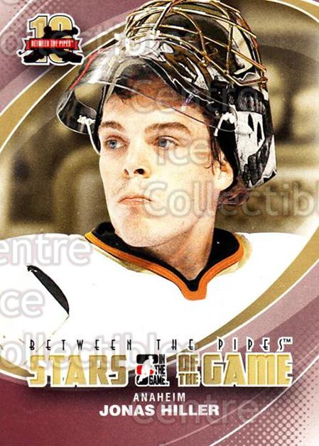 2011-12 Between The Pipes #80 Jonas Hiller<br/>14 In Stock - $1.00 each - <a href=https://centericecollectibles.foxycart.com/cart?name=2011-12%20Between%20The%20Pipes%20%2380%20Jonas%20Hiller...&quantity_max=14&price=$1.00&code=472621 class=foxycart> Buy it now! </a>