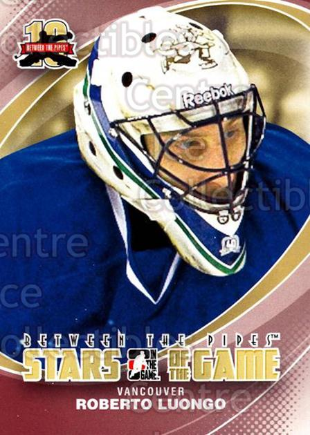 2011-12 Between The Pipes #84 Roberto Luongo<br/>20 In Stock - $1.00 each - <a href=https://centericecollectibles.foxycart.com/cart?name=2011-12%20Between%20The%20Pipes%20%2384%20Roberto%20Luongo...&quantity_max=20&price=$1.00&code=472625 class=foxycart> Buy it now! </a>