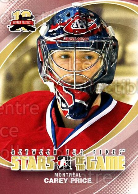2011-12 Between The Pipes #90 Carey Price<br/>17 In Stock - $1.00 each - <a href=https://centericecollectibles.foxycart.com/cart?name=2011-12%20Between%20The%20Pipes%20%2390%20Carey%20Price...&price=$1.00&code=472631 class=foxycart> Buy it now! </a>