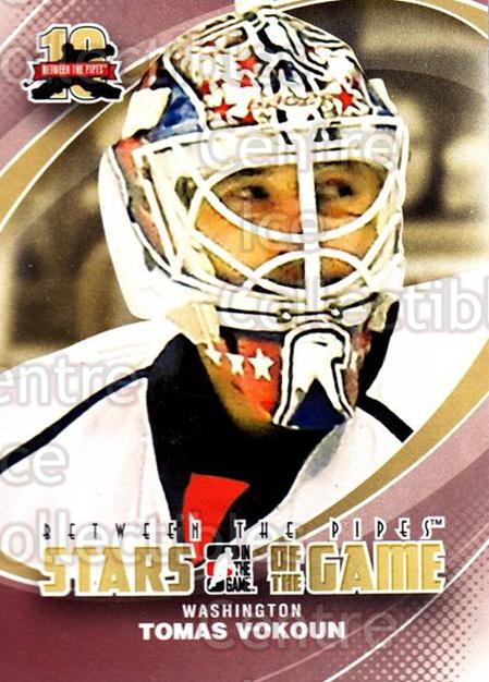 2011-12 Between The Pipes #99 Tomas Vokoun<br/>13 In Stock - $1.00 each - <a href=https://centericecollectibles.foxycart.com/cart?name=2011-12%20Between%20The%20Pipes%20%2399%20Tomas%20Vokoun...&quantity_max=13&price=$1.00&code=472640 class=foxycart> Buy it now! </a>