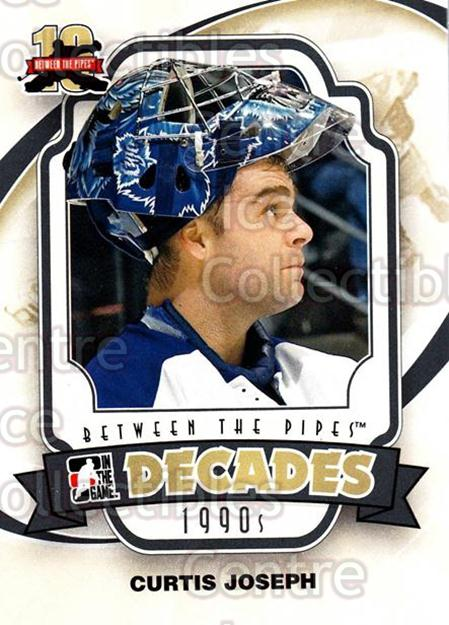 2011-12 Between The Pipes #126 Curtis Joseph<br/>17 In Stock - $1.00 each - <a href=https://centericecollectibles.foxycart.com/cart?name=2011-12%20Between%20The%20Pipes%20%23126%20Curtis%20Joseph...&quantity_max=17&price=$1.00&code=472667 class=foxycart> Buy it now! </a>