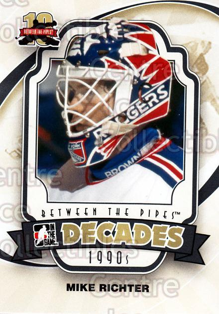 2011-12 Between The Pipes #143 Mike Richter<br/>18 In Stock - $1.00 each - <a href=https://centericecollectibles.foxycart.com/cart?name=2011-12%20Between%20The%20Pipes%20%23143%20Mike%20Richter...&quantity_max=18&price=$1.00&code=472684 class=foxycart> Buy it now! </a>