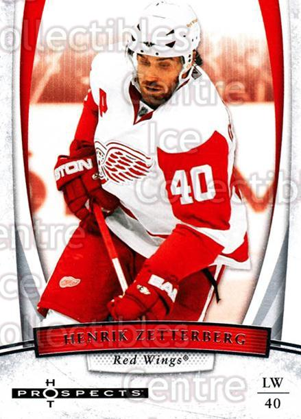 2007-08 Hot Prospects #34 Henrik Zetterberg<br/>12 In Stock - $2.00 each - <a href=https://centericecollectibles.foxycart.com/cart?name=2007-08%20Hot%20Prospects%20%2334%20Henrik%20Zetterbe...&quantity_max=12&price=$2.00&code=472975 class=foxycart> Buy it now! </a>