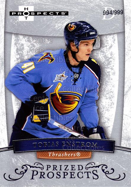 2007-08 Hot Prospects #172 Tobias Enstrom<br/>3 In Stock - $3.00 each - <a href=https://centericecollectibles.foxycart.com/cart?name=2007-08%20Hot%20Prospects%20%23172%20Tobias%20Enstrom...&quantity_max=3&price=$3.00&code=473051 class=foxycart> Buy it now! </a>
