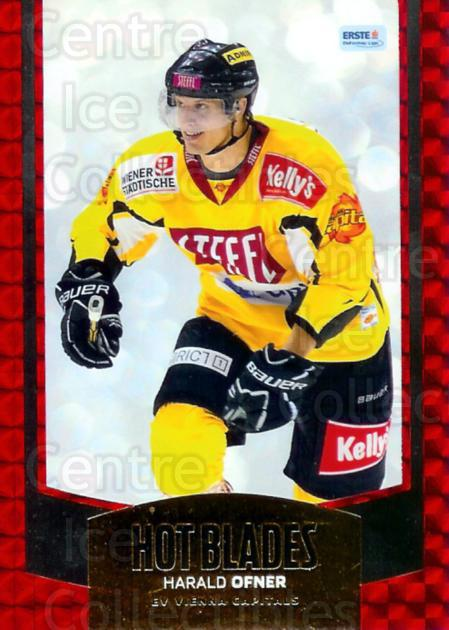 2011-12 Erste Bank Eishockey Liga EBEL Hot Blades #3 Harald Ofner<br/>2 In Stock - $3.00 each - <a href=https://centericecollectibles.foxycart.com/cart?name=2011-12%20Erste%20Bank%20Eishockey%20Liga%20EBEL%20Hot%20Blades%20%233%20Harald%20Ofner...&quantity_max=2&price=$3.00&code=473138 class=foxycart> Buy it now! </a>