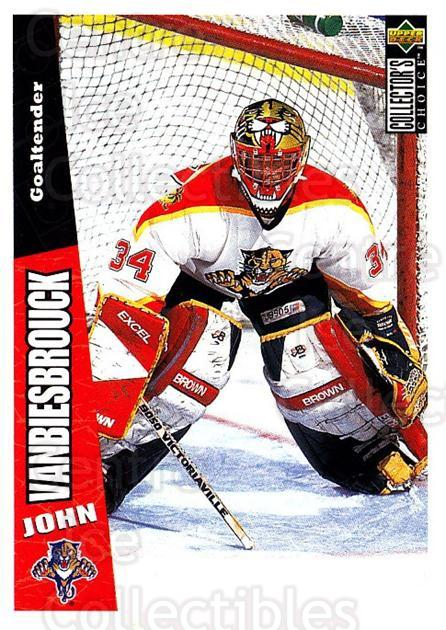 1996-97 Collectors Choice #101 John Vanbiesbrouck<br/>1 In Stock - $1.00 each - <a href=https://centericecollectibles.foxycart.com/cart?name=1996-97%20Collectors%20Choice%20%23101%20John%20Vanbiesbro...&quantity_max=1&price=$1.00&code=47320 class=foxycart> Buy it now! </a>