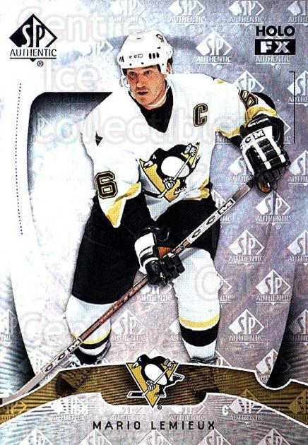 2009-10 SP Authentic Holoview FX #19 Mario Lemieux<br/>1 In Stock - $5.00 each - <a href=https://centericecollectibles.foxycart.com/cart?name=2009-10%20SP%20Authentic%20Holoview%20FX%20%2319%20Mario%20Lemieux...&quantity_max=1&price=$5.00&code=473244 class=foxycart> Buy it now! </a>