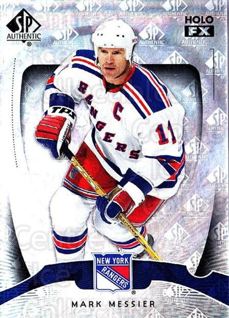 2009-10 SP Authentic Holoview FX #20 Mark Messier<br/>1 In Stock - $2.00 each - <a href=https://centericecollectibles.foxycart.com/cart?name=2009-10%20SP%20Authentic%20Holoview%20FX%20%2320%20Mark%20Messier...&quantity_max=1&price=$2.00&code=473245 class=foxycart> Buy it now! </a>
