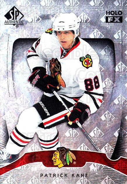 2009-10 SP Authentic Holoview FX #25 Patrick Kane<br/>1 In Stock - $3.00 each - <a href=https://centericecollectibles.foxycart.com/cart?name=2009-10%20SP%20Authentic%20Holoview%20FX%20%2325%20Patrick%20Kane...&quantity_max=1&price=$3.00&code=473250 class=foxycart> Buy it now! </a>