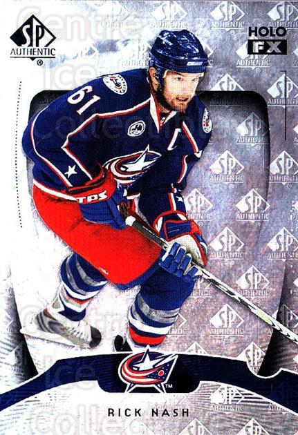 2009-10 SP Authentic Holoview FX #31 Rick Nash<br/>2 In Stock - $2.00 each - <a href=https://centericecollectibles.foxycart.com/cart?name=2009-10%20SP%20Authentic%20Holoview%20FX%20%2331%20Rick%20Nash...&quantity_max=2&price=$2.00&code=473256 class=foxycart> Buy it now! </a>