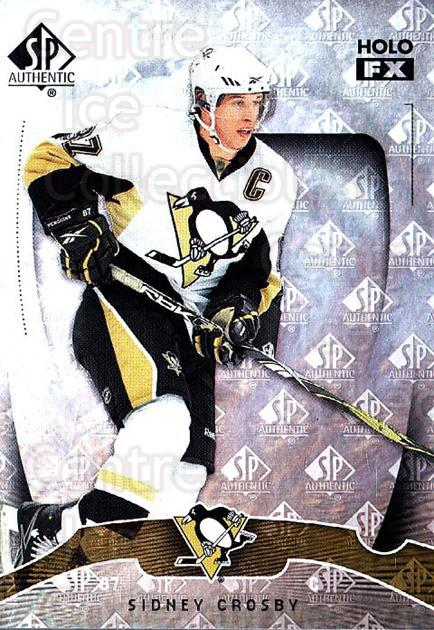 2009-10 SP Authentic Holoview FX #37 Sidney Crosby<br/>1 In Stock - $10.00 each - <a href=https://centericecollectibles.foxycart.com/cart?name=2009-10%20SP%20Authentic%20Holoview%20FX%20%2337%20Sidney%20Crosby...&price=$10.00&code=473262 class=foxycart> Buy it now! </a>