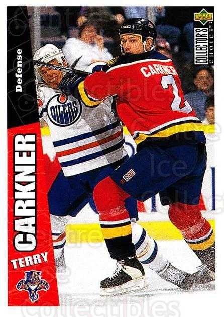 1996-97 Collectors Choice #109 Terry Carkner<br/>3 In Stock - $1.00 each - <a href=https://centericecollectibles.foxycart.com/cart?name=1996-97%20Collectors%20Choice%20%23109%20Terry%20Carkner...&quantity_max=3&price=$1.00&code=47328 class=foxycart> Buy it now! </a>