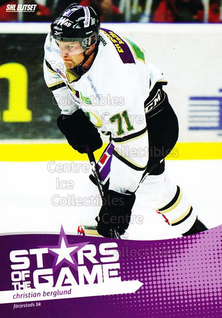 2012-13 Swedish Elitset Stars of the Game #6 Christian Berglund<br/>2 In Stock - $3.00 each - <a href=https://centericecollectibles.foxycart.com/cart?name=2012-13%20Swedish%20Elitset%20Stars%20of%20the%20Game%20%236%20Christian%20Bergl...&quantity_max=2&price=$3.00&code=473520 class=foxycart> Buy it now! </a>