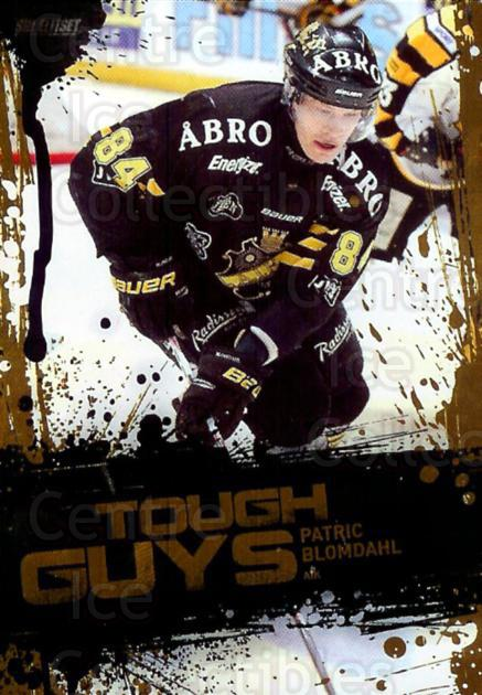 2012-13 Swedish Elitset Tough Guys #1 Patric Blomdahl<br/>2 In Stock - $3.00 each - <a href=https://centericecollectibles.foxycart.com/cart?name=2012-13%20Swedish%20Elitset%20Tough%20Guys%20%231%20Patric%20Blomdahl...&quantity_max=2&price=$3.00&code=473557 class=foxycart> Buy it now! </a>