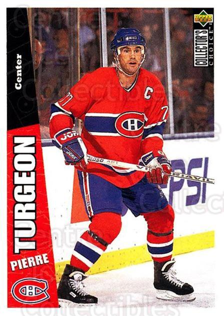 1996-97 Collectors Choice #133 Pierre Turgeon<br/>2 In Stock - $1.00 each - <a href=https://centericecollectibles.foxycart.com/cart?name=1996-97%20Collectors%20Choice%20%23133%20Pierre%20Turgeon...&quantity_max=2&price=$1.00&code=47355 class=foxycart> Buy it now! </a>