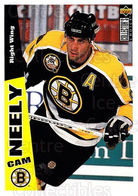 1996-97 Collectors Choice #16 Cam Neely<br/>3 In Stock - $1.00 each - <a href=https://centericecollectibles.foxycart.com/cart?name=1996-97%20Collectors%20Choice%20%2316%20Cam%20Neely...&quantity_max=3&price=$1.00&code=47384 class=foxycart> Buy it now! </a>