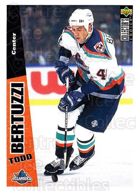 1996-97 Collectors Choice #164 Todd Bertuzzi<br/>4 In Stock - $1.00 each - <a href=https://centericecollectibles.foxycart.com/cart?name=1996-97%20Collectors%20Choice%20%23164%20Todd%20Bertuzzi...&quantity_max=4&price=$1.00&code=47389 class=foxycart> Buy it now! </a>