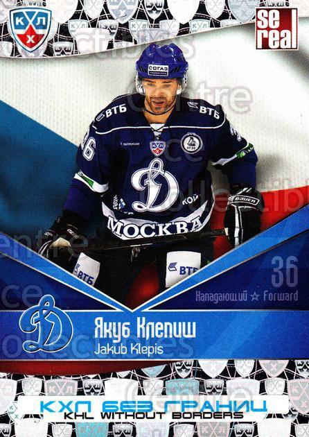 2011-12 Russian KHL AS Series Without Borders #5 Jakub Klepis<br/>2 In Stock - $2.00 each - <a href=https://centericecollectibles.foxycart.com/cart?name=2011-12%20Russian%20KHL%20AS%20Series%20Without%20Borders%20%235%20Jakub%20Klepis...&quantity_max=2&price=$2.00&code=474202 class=foxycart> Buy it now! </a>