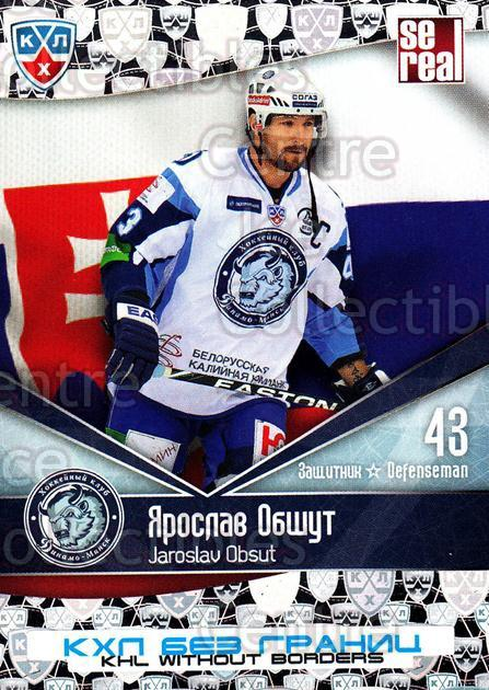 2011-12 Russian KHL AS Series Without Borders #38 Jaroslav Obsut<br/>5 In Stock - $2.00 each - <a href=https://centericecollectibles.foxycart.com/cart?name=2011-12%20Russian%20KHL%20AS%20Series%20Without%20Borders%20%2338%20Jaroslav%20Obsut...&quantity_max=5&price=$2.00&code=474235 class=foxycart> Buy it now! </a>