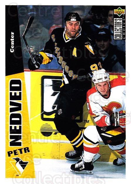 1996-97 Collectors Choice #219 Petr Nedved<br/>1 In Stock - $1.00 each - <a href=https://centericecollectibles.foxycart.com/cart?name=1996-97%20Collectors%20Choice%20%23219%20Petr%20Nedved...&quantity_max=1&price=$1.00&code=47446 class=foxycart> Buy it now! </a>