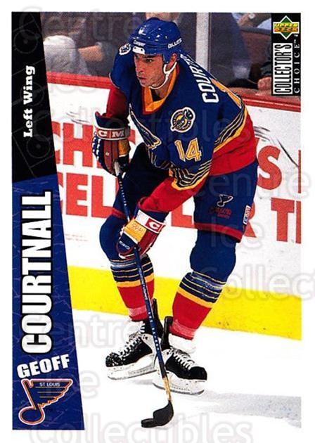 1996-97 Collectors Choice #229 Geoff Courtnall<br/>1 In Stock - $1.00 each - <a href=https://centericecollectibles.foxycart.com/cart?name=1996-97%20Collectors%20Choice%20%23229%20Geoff%20Courtnall...&quantity_max=1&price=$1.00&code=47457 class=foxycart> Buy it now! </a>