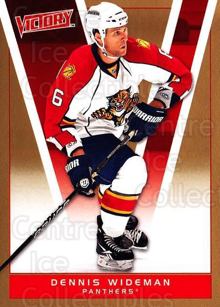 2010-11 UD Victory Gold #286 Dennis Wideman<br/>1 In Stock - $2.00 each - <a href=https://centericecollectibles.foxycart.com/cart?name=2010-11%20UD%20Victory%20Gold%20%23286%20Dennis%20Wideman...&quantity_max=1&price=$2.00&code=474700 class=foxycart> Buy it now! </a>