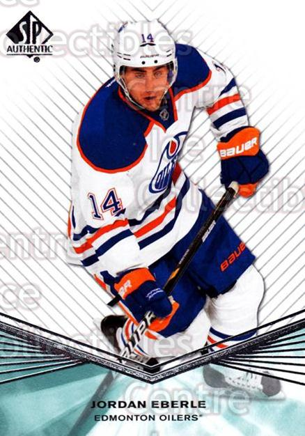 2011-12 Sp Authentic #2 Jordan Eberle<br/>7 In Stock - $1.00 each - <a href=https://centericecollectibles.foxycart.com/cart?name=2011-12%20Sp%20Authentic%20%232%20Jordan%20Eberle...&quantity_max=7&price=$1.00&code=474896 class=foxycart> Buy it now! </a>