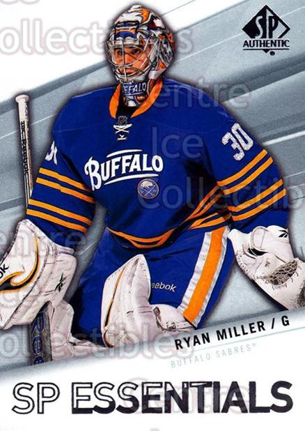 2011-12 Sp Authentic #154 Ryan Miller<br/>2 In Stock - $2.00 each - <a href=https://centericecollectibles.foxycart.com/cart?name=2011-12%20Sp%20Authentic%20%23154%20Ryan%20Miller...&quantity_max=2&price=$2.00&code=475048 class=foxycart> Buy it now! </a>