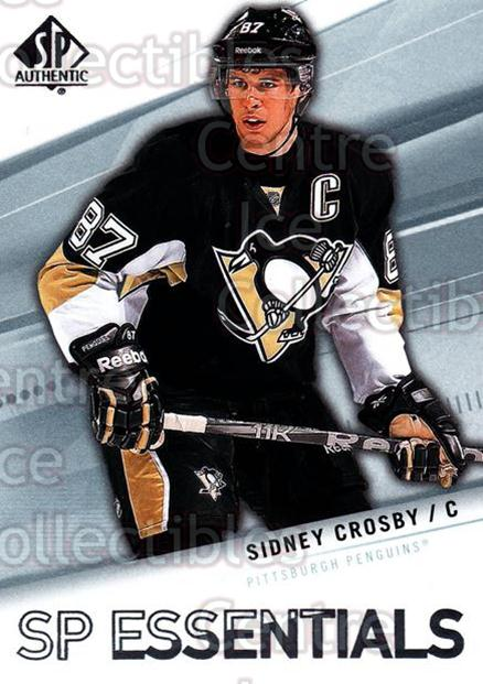 2011-12 Sp Authentic #176 Sidney Crosby<br/>2 In Stock - $5.00 each - <a href=https://centericecollectibles.foxycart.com/cart?name=2011-12%20Sp%20Authentic%20%23176%20Sidney%20Crosby...&price=$5.00&code=475070 class=foxycart> Buy it now! </a>