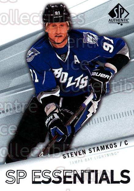 2011-12 Sp Authentic #177 Steven Stamkos<br/>3 In Stock - $3.00 each - <a href=https://centericecollectibles.foxycart.com/cart?name=2011-12%20Sp%20Authentic%20%23177%20Steven%20Stamkos...&price=$3.00&code=475071 class=foxycart> Buy it now! </a>