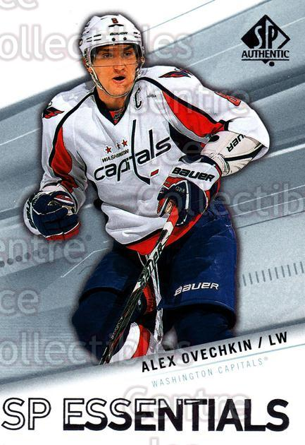 2011-12 Sp Authentic #180 Alexander Ovechkin<br/>1 In Stock - $3.00 each - <a href=https://centericecollectibles.foxycart.com/cart?name=2011-12%20Sp%20Authentic%20%23180%20Alexander%20Ovech...&price=$3.00&code=475074 class=foxycart> Buy it now! </a>