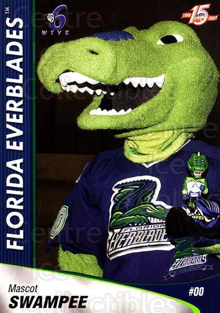 2002-03 Florida Everblades #25 Mascot<br/>1 In Stock - $3.00 each - <a href=https://centericecollectibles.foxycart.com/cart?name=2002-03%20Florida%20Everblades%20%2325%20Mascot...&price=$3.00&code=475276 class=foxycart> Buy it now! </a>
